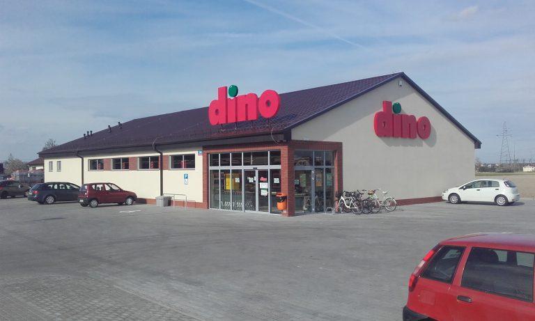 Market Dino - Jarocin, Warciana 58